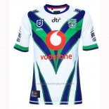 New Zealand Warriors Rugby Shirt 2019 Tercera