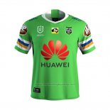 Canberra Raiders Rugby Shirt 2019-2020 Home