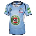 NSW Blues Rugby Shirt 2016 Home