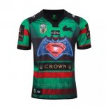 South Sydney Rabbitohs Rugby Shirt 2016 Superman Vs Batman
