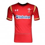 Wales Rugby Shirt 2016 Home