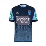 NSW Blues Rugby Shirt 2019 Training
