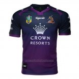Melbourne Storm Rugby Shirt 2017 Home