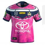 North Queensland Cowboys Rugby Shirt 2019-2020 Commemorative