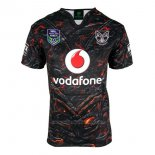 New Zealand Warriors Rugby Shirt 2017 Home