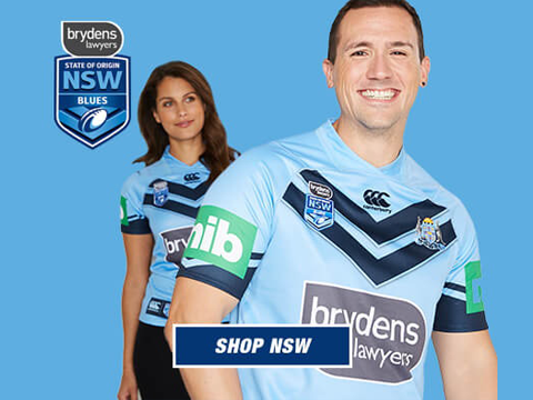 Cheap NSW Blues Rugby Shirts