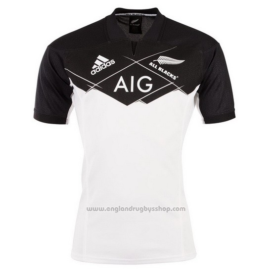 New Zealand All Blacks Rugby Shirt 2017 Away