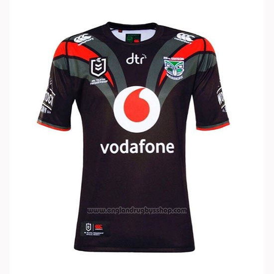New Zealand Warriors Rugby Shirt 2019 Away