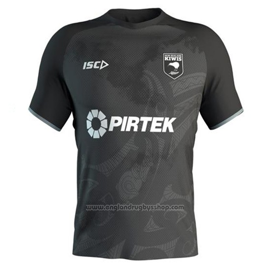 New Zealand Kiwis Rugby Shirt 2018 Training