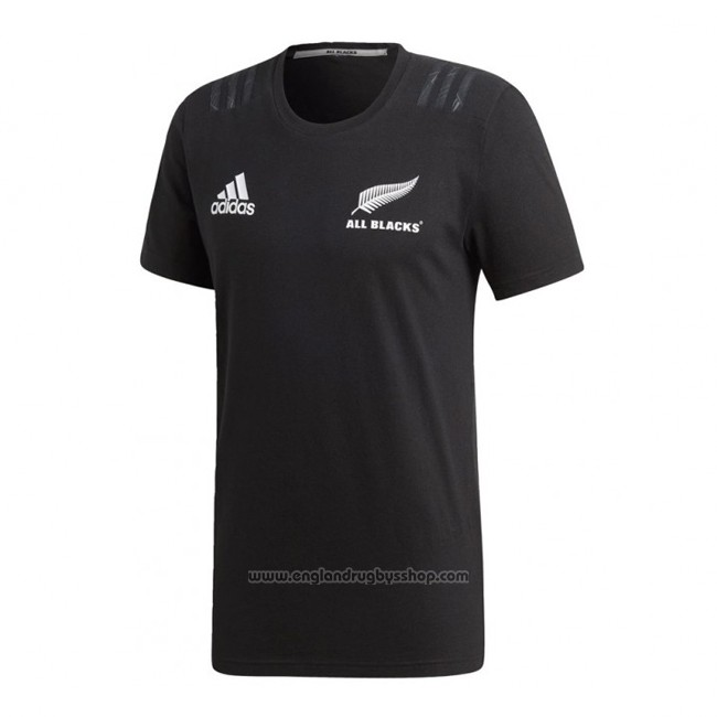 New Zealand All Blacks Rugby Shirt 2018 Black