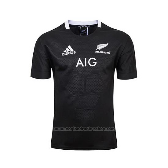 New Zealand All Blacks Rugby Shirt 2019-2020 Home